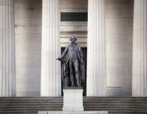 George Washington monument Stock Photography