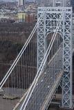 George Washington most Nowy Jork Zdjęcie Royalty Free