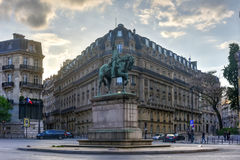George Washington - Parigi, Francia fotografie stock libere da diritti