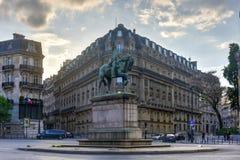 George Washington - Paris, France royalty free stock photos