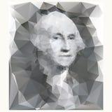 George Washington portrait Royalty Free Stock Photo