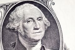 george Washington portret Zdjęcia Royalty Free