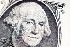 george Washington portret Fotografia Stock