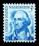 George Washington Postage Stamp Stock Fotografie