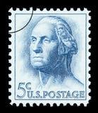 George Washington Postage Stamp Stock Photos
