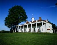 George Washington's home Royalty Free Stock Image