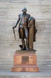 George Washington Standbeeld Royalty-vrije Stock Fotografie