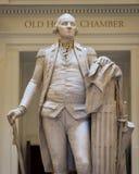George Washington Standbeeld Royalty-vrije Stock Foto