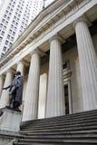 George Washington Statue Stock Image