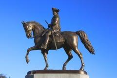 George Washington Statue. Statue of George Washington in  Boston Public Garden Stock Photo