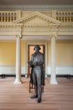 George Washington statue Royalty Free Stock Photos