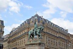 George Washington statue Stock Images