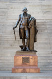 George Washington statue Royalty Free Stock Photography
