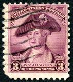 George Washington US Postage Stamp Royalty Free Stock Photography