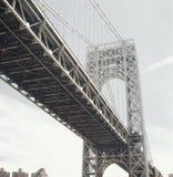 George- Washingtonbrücke Stockbilder