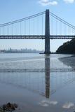 George- Washingtonbrücke Lizenzfreies Stockbild