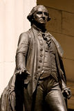 George- Washingtondenkmal in New York Stockbilder