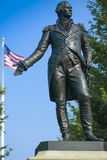 George- Washingtonstatue Stockfoto