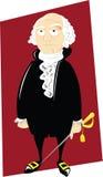 George Washinton ilustração royalty free