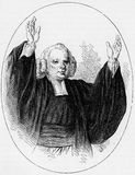 George Whitefield Stock Image