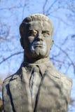 george zwłoki pomnikowy węża st Stockholm Sweden zwycięski Zdjęcia Stock