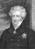 Georges Cuvier Stock Images