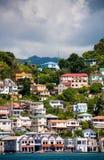 Georges, Grenada Lizenzfreie Stockbilder