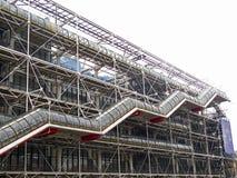 Georges Pompidou Centre 4963, Parigi, Francia, 2012 Fotografia Stock