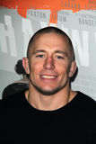 Georges St-Pierre immagini stock
