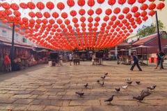 "GEORGETOWN, †di PENANG/MALAYSIA ""CIRCA febbraio 2016: Nuovo anno cinese c Immagini Stock"