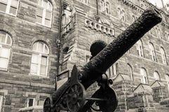 Georgetown kanon Fotografering för Bildbyråer