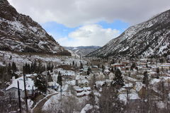 Georgetown le Colorado Photos stock