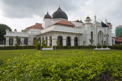 Kapitan Keling Mosque, Penang Royalty Free Stock Image