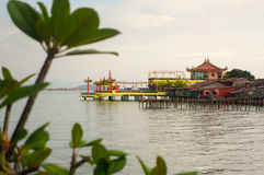 GEORGETOWN, MALAYSIA - MAY 29: a closeup view of Hean Boo Thean Royalty Free Stock Photo