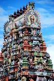 Georgetown, Malaysia: Templo Hindu Imagem de Stock Royalty Free