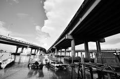 Georgetown Penang Malesia immagini stock libere da diritti