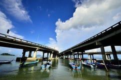Georgetown Penang Malesia fotografie stock