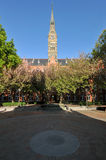 Georgetown University - Washington, DC stockbild