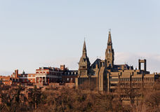 Georgetown University Royalty Free Stock Photography