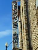 Georgetown, Washington D C Images libres de droits