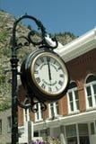 Georgetown zegar Zdjęcia Royalty Free