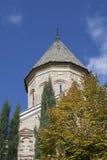 Georgia-Тбилиси меньшая церковь нет далеко от большой церков троицы Святого - Sameba Стоковое фото RF