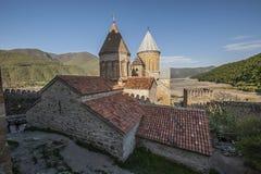 georgia Ananuri-Schloss Lizenzfreie Stockbilder