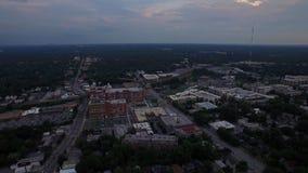 Georgia Atlanta aérea almacen de video