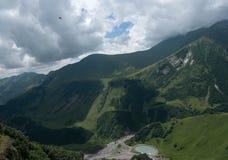 georgia berg Arkivfoto