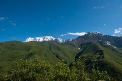 Georgia berg Arkivbild
