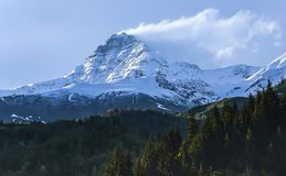 Georgia-Berge Lizenzfreie Stockbilder
