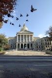 Georgia Capitol. Georgia's capitol building, located in Atlanta, Georgia, USA Royalty Free Stock Images