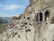 Georgia Cave City. Georgian Cave City in the Republic of Georgia Europe Stock Images