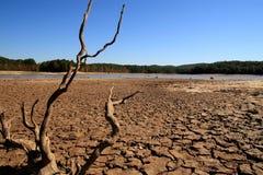 Georgia-Dürre stockfoto